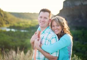 Hemo-Parents: Tyler and Jen Mertlich
